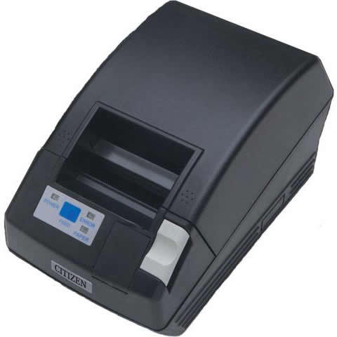 Принтер CITIZEN CT-S281L Label Printer (Black , USB)